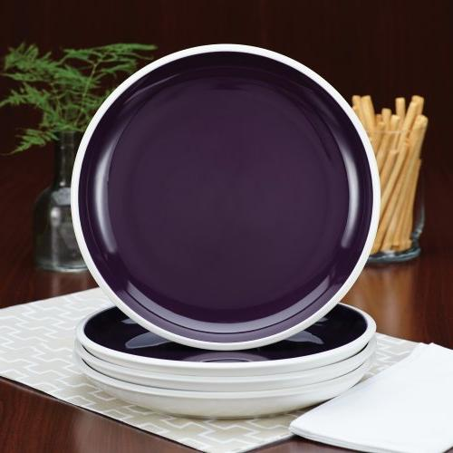Collection 4-Piece Plate Set,