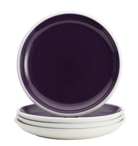 Rachael Ray Dinnerware Rise Collection 4-Piece Stoneware Din