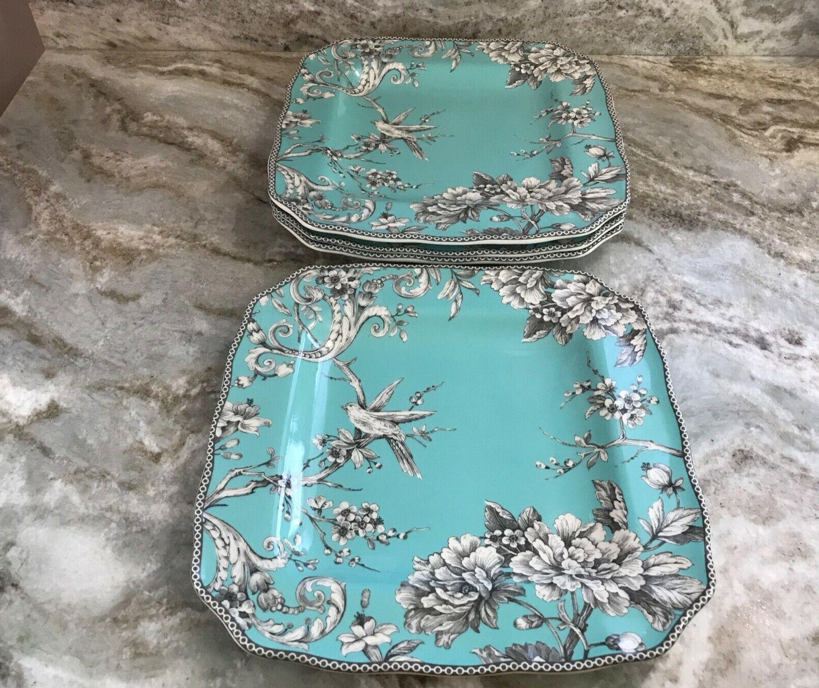 Adelaide Turquoise Plates Fifth.
