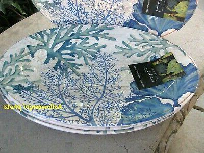NICOLE Green Beach MELAMINE of