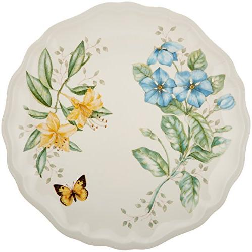 Lenox Buttterfly of 4 Plates