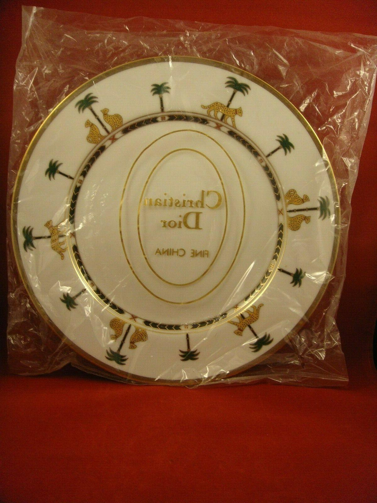 casablanca dinner plates new in plastic wrappers