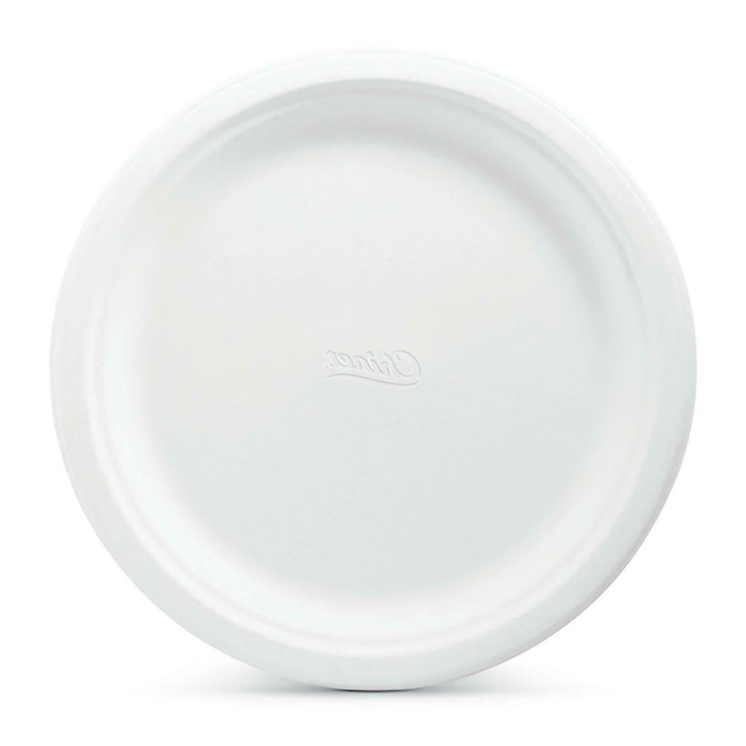 Chinet Classic Dinner Plates