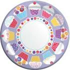 cupcake value dinner plates 421968 party supplies