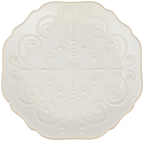 Lenox Set of 4 French White Assorted