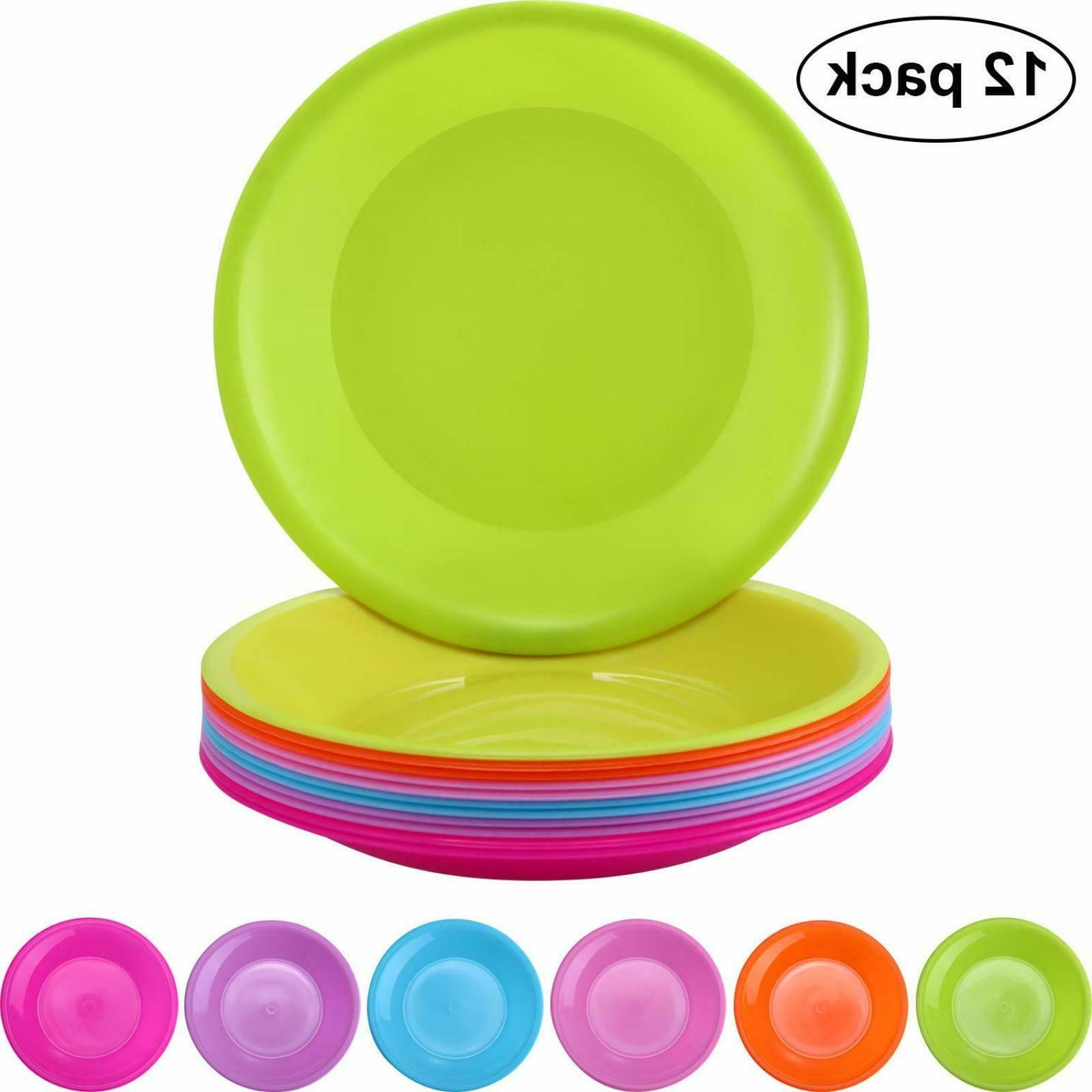 disposable reusable plastic dinner plates microwave dishwash