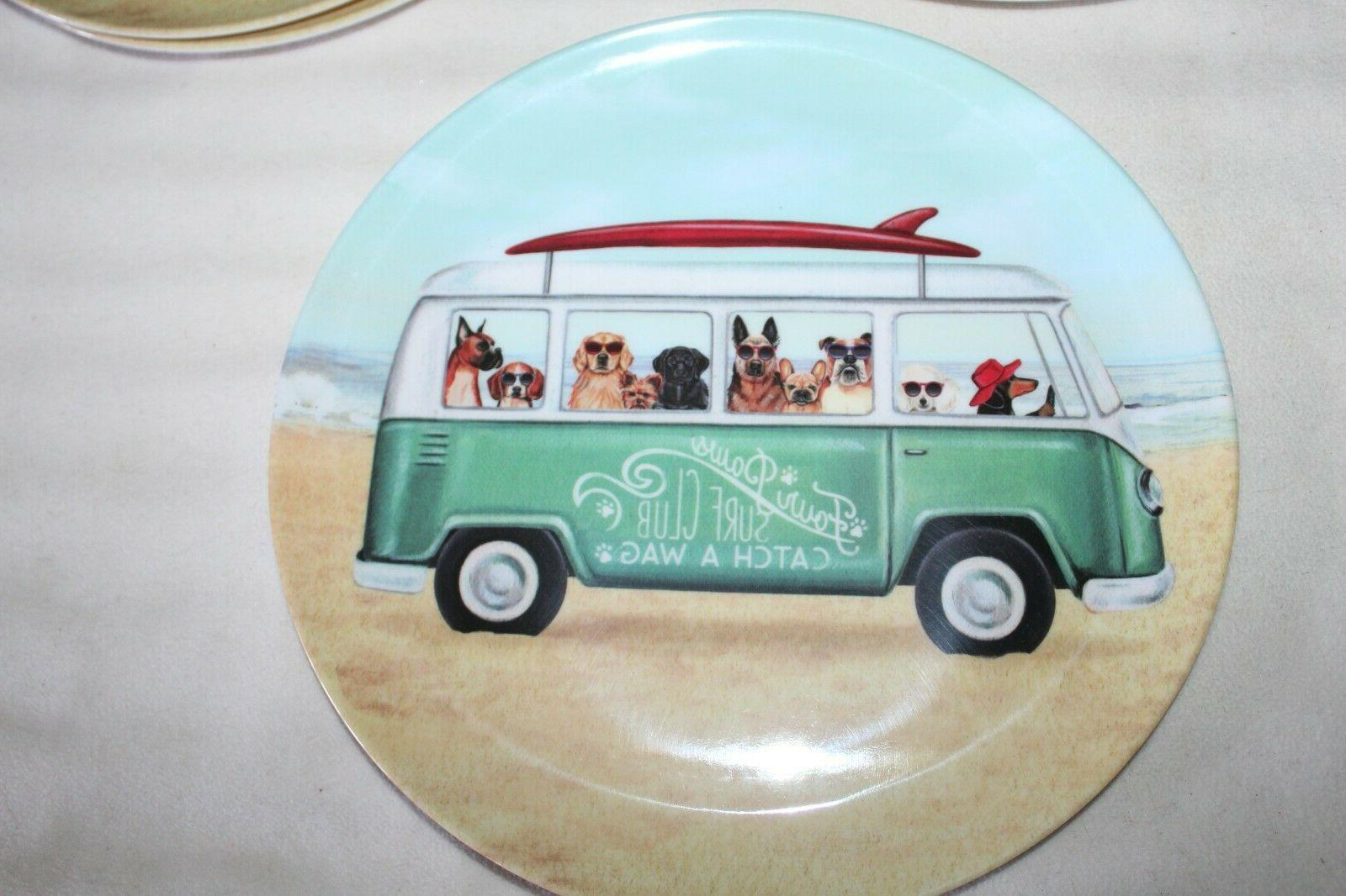 Dogs in VW Summer Set