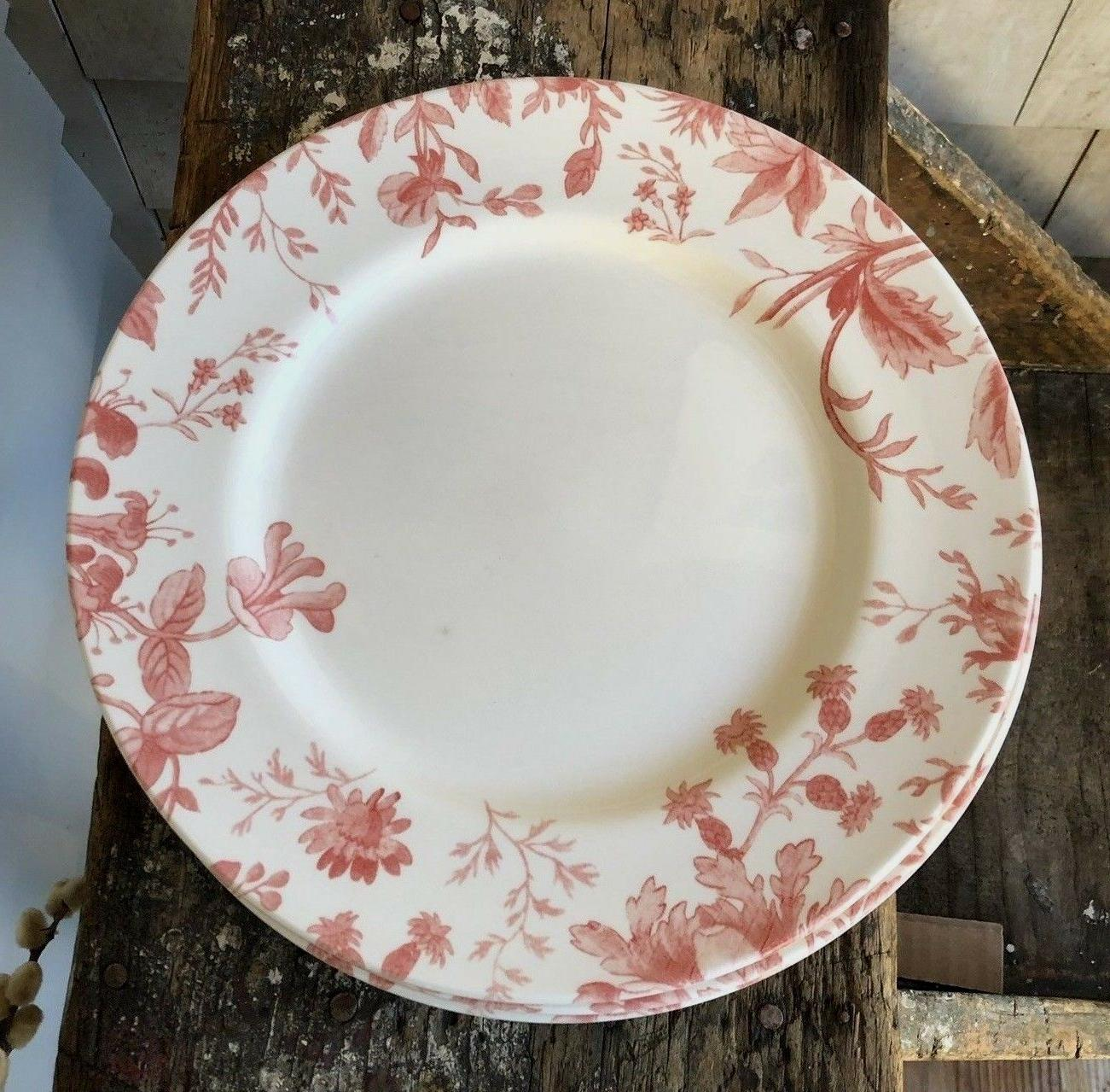 Royal Stafford Red England ~Set of New