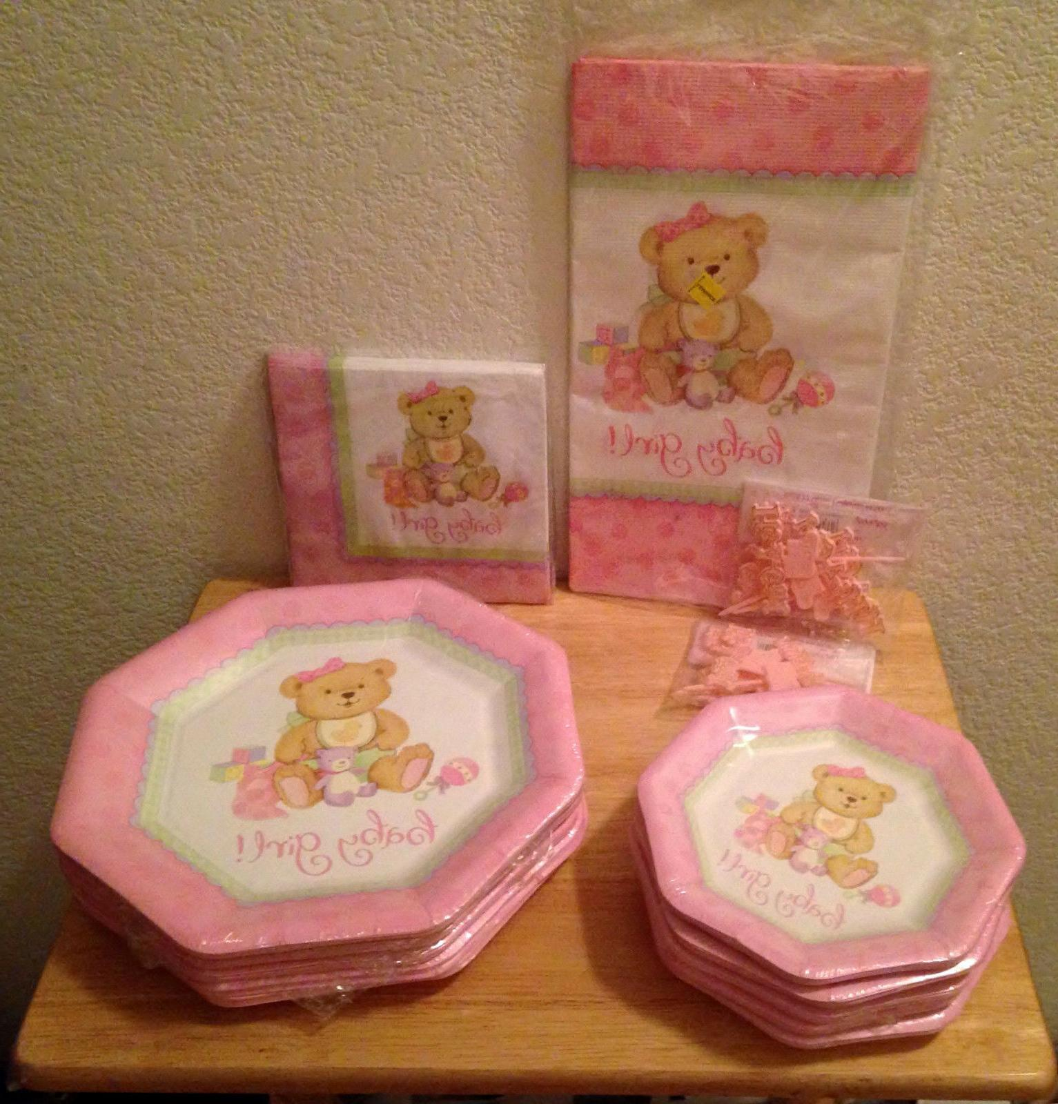Girl Baby Shower Welcoming Party New Birth Arrival Celebrati