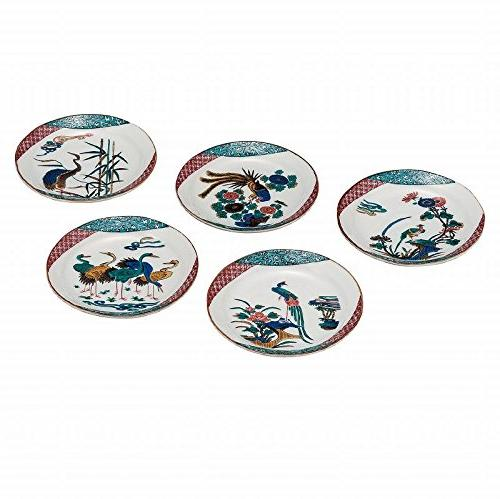 jpanese traditional ceramic ware plates