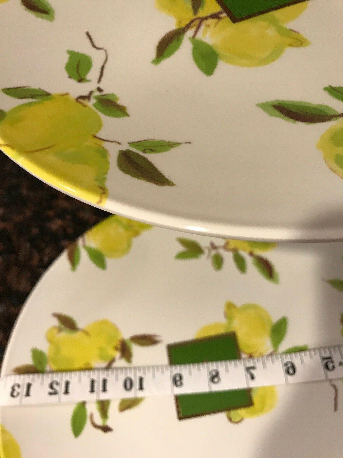 Kate Plate NWT OR SET