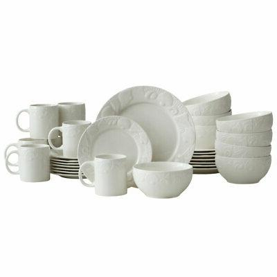 Pfaltzgraff Lido Beach 32 Piece Dinnerware Set