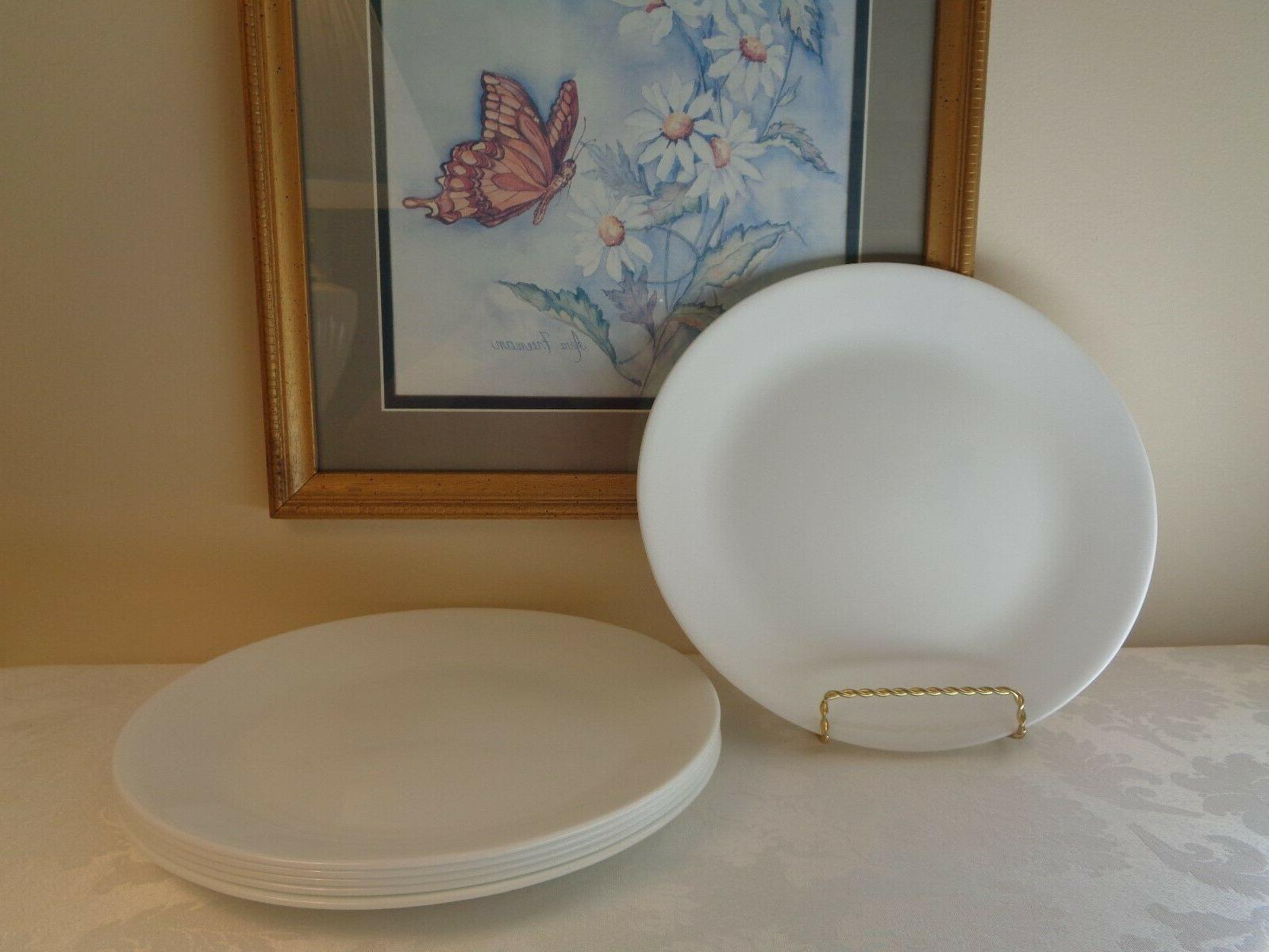 Lot 6 NEW Corelle WINTER WHITE *New With