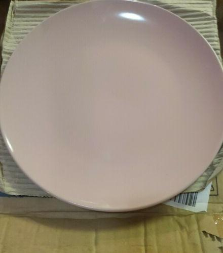 lot of 8 10 pink dinner plates