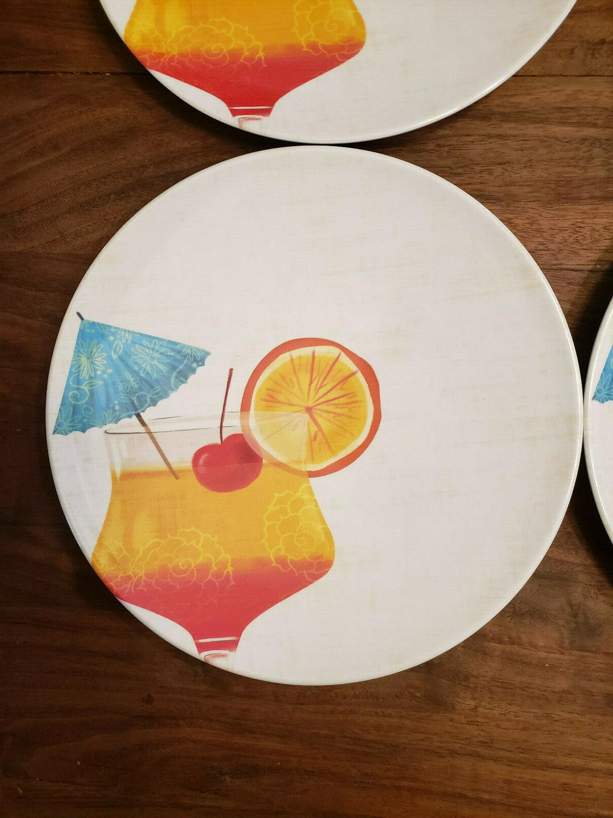 Tommy Melamine Plates Summer New