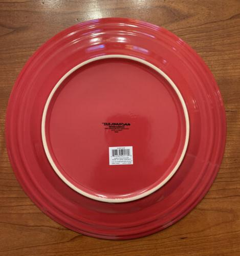NEW Ray of 4 Plates Double -