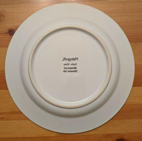 New Pfaltzgraff Dinner Plate Replacement Extra