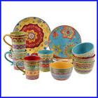 Certified International Tunisian Sunset 16-piece Dinnerware