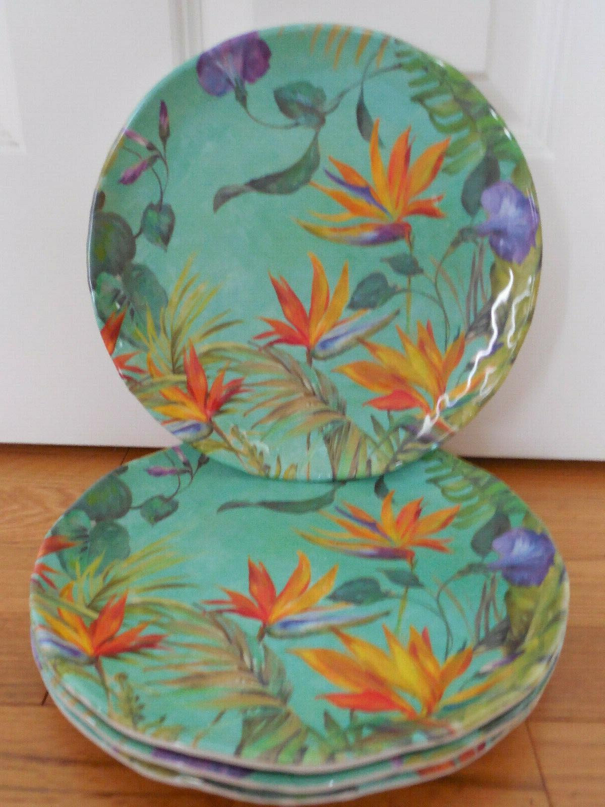 NWT Fifth Teal Plates