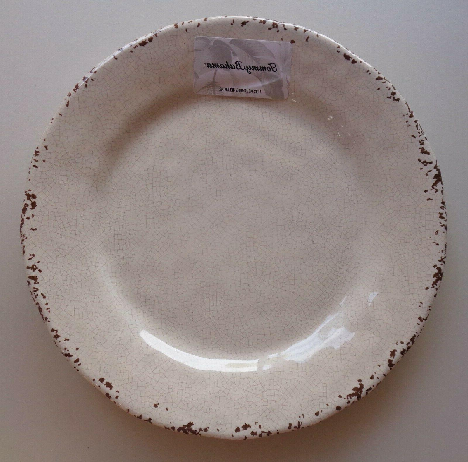 SET 4 Bahama 100% Plates NEW