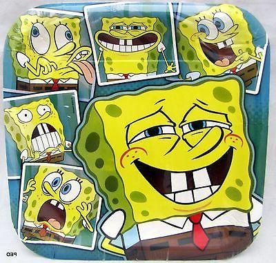 square dinner plates spongebob plate