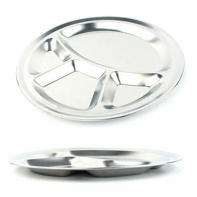 Stainless Steel Round Dinner Container