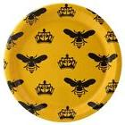 Sweet as can Bee Baby Shower Tableware; Bumble Bee Theme; Wi
