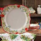 """The Pioneer Woman 10.75"""" Dinner Plates, Multicolor"""