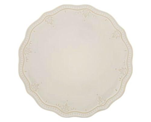 the farmhouse lace dinner plates set of