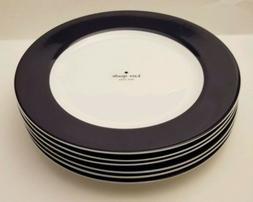 Kate Spade Lenox Rutherford Circle Navy Blue & White Dinner