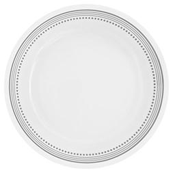 "Corelle Livingware Mystic Gray 8.5"" Lunch Plate"