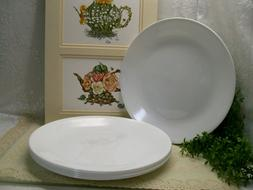 "Corelle Livingware Winter Frost White 10.25"" Dinner Plate Se"
