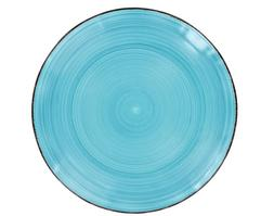 lots 8 turquoise swirl stoneware 1012 dinner