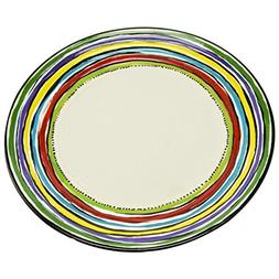 Thompson & Elm M. Bagwell Colors Collection Ceramic Salad Pl