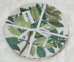 NWT! JOHN DERIAN for Target 2019 Dinner Plates SOLD OUT Leaf