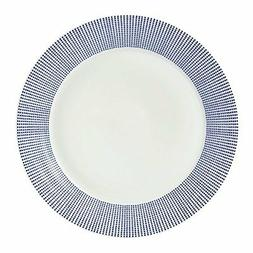 Royal Doulton Pacific Dots Dinner Plate, 11 Inch