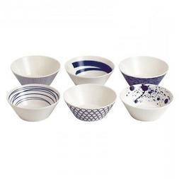 "Royal Doulton 40019363 Pacific Mixed Patterns Bowls , 6.2"","