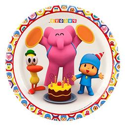 Pocoyo Party Supplies - Dinner Plates