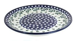 Polish Pottery Alyce Dinner Plate