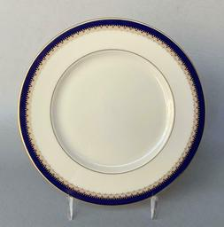 LENOX PRESIDENTIAL COLLECTION JEFFERSON DINNER PLATE
