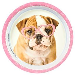 Rachael Hale Glamour Dogs Party Supplies - Dinner Plates