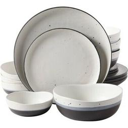 Gibson 16-Pc. Rhinebeck Dinnerware Set