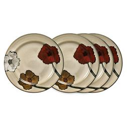Pfaltzgraff Sarina Set of 4 Dinner Plates
