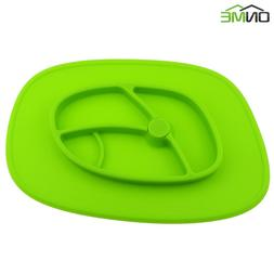 Onme Silicone <font><b>Dining</b></font> <font><b>Plate</b><