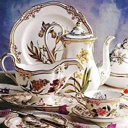 Spode Stafford Flowers 5 Piece Place Setting