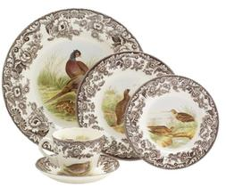 Spode - Woodland - 5 Pc Place Setting